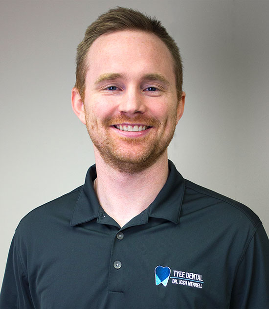 Dr. Joshua Merrell - Family Dentist in Tumwater, WA - Tyee Dental